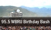 95.5 WBRU Birthday Bash tickets