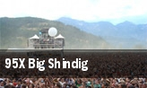 95X Big Shindig tickets