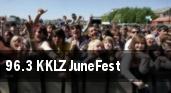 96.3 KKLZ JuneFest tickets