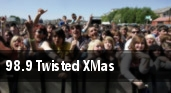 98.9 Twisted XMas Arvest Bank Theatre at The Midland tickets