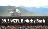 99.5 WZPL Birthday Bash tickets