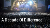 A Decade of Difference Los Angeles tickets