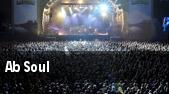 Ab Soul Phoenix tickets