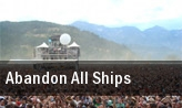 Abandon All Ships San Diego tickets
