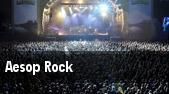 Aesop Rock Cleveland tickets