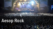 Aesop Rock Detroit tickets