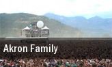 Akron/Family Bowery Ballroom tickets