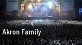 Akron/Family Echo tickets