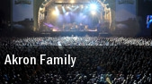 Akron/Family Philadelphia tickets