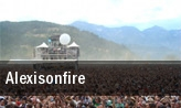 Alexisonfire The Social tickets