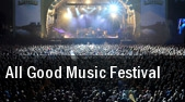 All Good Music Festival Thornville tickets