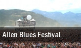 Allen Blues Festival tickets