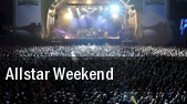 Allstar Weekend Handlebar tickets