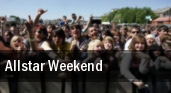 Allstar Weekend Stubbs BBQ tickets