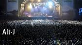 Alt-J Fillmore Auditorium tickets