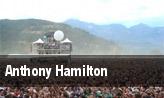 Anthony Hamilton Hammond tickets