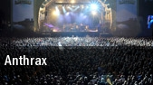 Anthrax Charlotte tickets