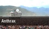 Anthrax Detroit tickets