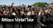Atticus Metal Tour Cleveland tickets
