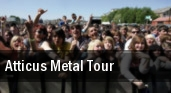 Atticus Metal Tour The Fillmore tickets
