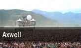 Axwell Vancouver tickets