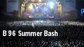 B 96 Summer Bash Rosemont tickets