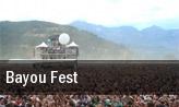 Bayou Fest tickets