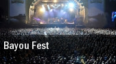 Bayou Fest New Orleans tickets