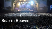 Bear in Heaven Cambridge tickets