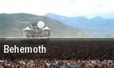 Behemoth tickets