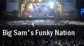 Big Sam's Funky Nation Brighton Music Hall tickets