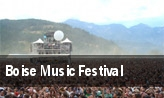 Boise Music Festival tickets