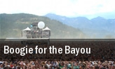 Boogie for the Bayou tickets