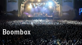 Boombox Seattle tickets