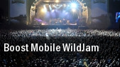 Boost Mobile WildJam San Jose tickets