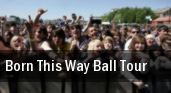 Born This Way Ball Tour Bridgestone Arena tickets