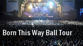 Born This Way Ball Tour Greensboro Coliseum tickets