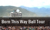 Born This Way Ball Tour Washington tickets
