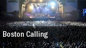 Boston Calling tickets