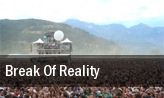 Break Of Reality Austin tickets