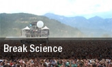 Break Science Paradise Rock Club tickets