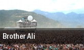 Brother Ali Gorge Amphitheatre tickets