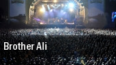 Brother Ali The Fillmore tickets