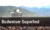 Budweiser Superfest Headwaters Park tickets