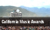 California Music Awards tickets