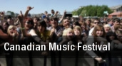 Canadian Music Festival tickets