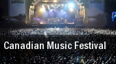 Canadian Music Festival Downtown Toronto tickets