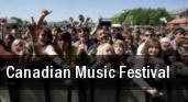 Canadian Music Festival Phoenix Concert Theatre tickets