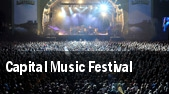 Capital Music Festival tickets