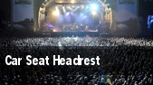Car Seat Headrest Washington tickets